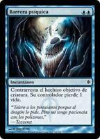 Barrera psíquica - New Phyrexia - EX/NM - MTG - 43 - X4