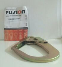 Fusion Infinity 6033G-2 Alloy Steel Double Lock Rebar Hook Gold, Skbawa-b509