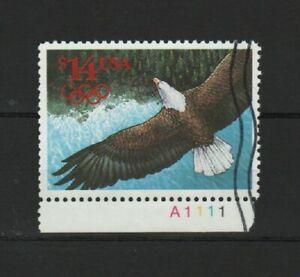 USA 1991 Olympic $14 eagle VFU