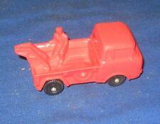 VintageTomte Laerdal Jeep Wrecker Tow Truck No. 17