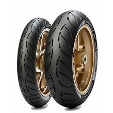 120/70-17 58w & 190/50-17 73w Metzeler Sportec M7 RR Motorcycle Motorbike Tyres