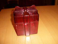 TUPPER Eleganzia Plätzchen Geschenkbox Weihnachtsdose Bonboniere Rot
