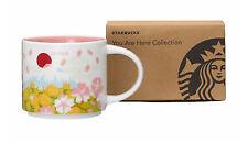 "Starbucks Japan Sakura Spring 2021 ""You Are Here Collection"" Mug - 414ml"