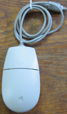 Apple Desktop Bus Mouse II ADB M2706 Macintosh SE SE30 II good condition #c