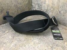 Elite Survival COBRA Riggers Belt with D Ring Buckle CRB-B-XL Black - XL