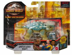 Jurassic World Attack Pack Ankylosaurus Bumpy - New in stock