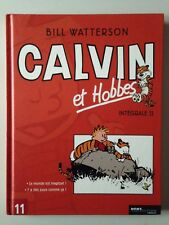 CALVIN ET HOBBES INTEGRALE 11 // HORS COLLECTION ED. 2008