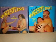 Ringside WRESTLING   By  A Modern picture book