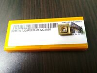MITSUBISHI SOMT 12T308PEER-JH MC5020 10 PCS CARBIDE INSERTS FREE SHIPPING