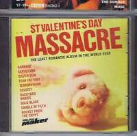 GARBAGE SEPULTURA SILVER SUN + St. Valentine's Day Massacre MELODY MAKER CD 1999