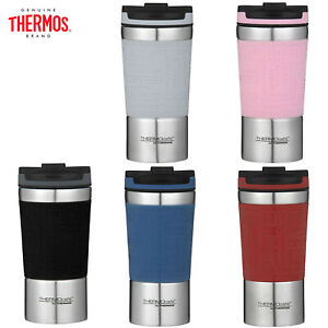 New THERMOS ThermocCafe 350ml Vacuum Insulated Travel Coffee Cup Mug Tumbler
