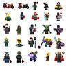 LEGO COMPATIBILI MINIFIGURES - AVENGERS - PERSONAGGI SUPER HEROES MARVEL