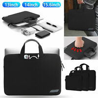 "Handbag Laptop Bag Sleeve Case  Cover 13.3""14""15.6""Inch For  MacBook Air Pro"