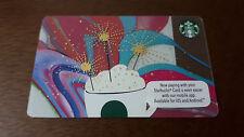 Starbucks Malaysia Celebration 2016 Card