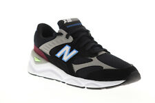 New Balance X 90 MSX90RCH мужская черная сетка замши повседневные низкие кроссовки обувь
