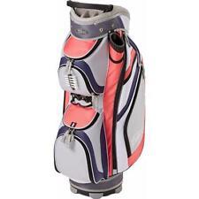 New Top Flite Golf Women's Flawless Cart bag Pink 14 Way Divider Ladies Golf Bag