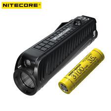 NITECORE P18 Tactical Flashlight CREE XHP35 HD red LED max 1800 lumen