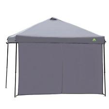 Outdoor Sun Wall Gazebo Canopy Curtain Patio Garden Wedding Party Tent 10 X 10