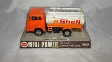 Cox SHINSEI Mini Power Shell Oil Tank Truck NIB BOXED Japan #4217 Tanker action