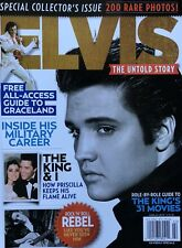 ELVIS PRESLEY THE UNTOLD STORY Special Collector's Issue 2018 NEW Magazine