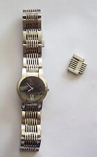 Sharp Vintage Ladies SEIKO Watch w/ Cool Band - as is