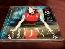 Madonna MDNA CD Factory Sealed! Clean version. Ships super fast.