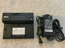 New listing Dell e-port Docking Station Usb 2.0 Pr03X with Pa-10 90W power adapter