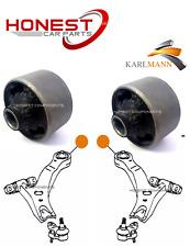 For LEXUS RX300 2003> FRONT LOWER WISHBONE TRACK CONTROL ARM REAR BUSHS X2
