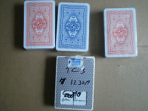LAS VEGAS CASINO PLAYING CARDS JUST LIGHTLY USED IN A FAMOUS