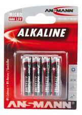 ANSMANN Alkaline Batterie Micro AAA / LR03 4er Blister