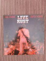 NEIL YOUNG & CRAZY HORSE | LIVE RUST | Vinyl | Double LP |  Germany Press  Ex Vi