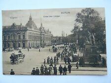 Germany - Berlin - Postmarked BERLIN W 1908 - B.K.B.307
