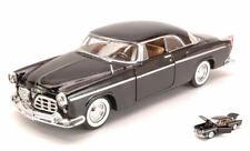 Crysler C300 1955 Black 1:24 MotorMax MTM73302BK