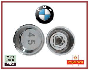 New BMW Locking Wheel Nut Key Number 45 - UK Seller