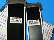 Vizio E70-C3 LVDS Cables