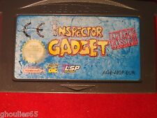 INSPECTOR GADGET GAME BOY ADVANCE INSPECTEUR GADGET GBA