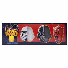 Star Wars villanos Cortadores De Galleta-Raro