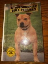Vintage Tfh Dog ~ The Staffordshire Terriers ~ American and Staffordshire Bull