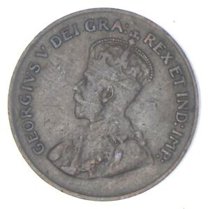 Better Date - 1923 Canada 1 Cent *303