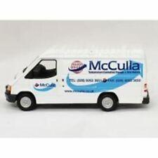 Corgi 1:43 CC07806 Ford Transit Van - McCulla Transport Diecast Model