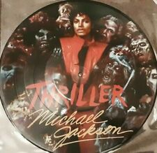 MICHAEL JACKSON- THRILLER- LP PICTURE