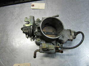 55P016 THROTTLE BODY 1988 ACURA LEGEND 2.7