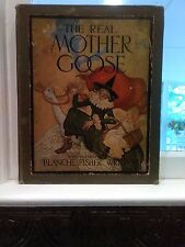 THE REAL MOTHER GOOSE 1919 COPYRIGHT