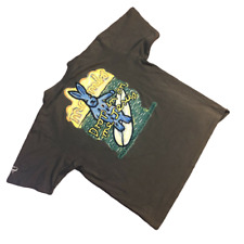 Vtg Rare Mambo Double Sided Graphic Shirt Sz L drop in on me Jesus worst art tee