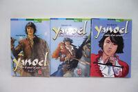 Lot de 3 livres YANOËL Tome 1, 2 & 3 Anne-Marie POL en tres bon etat LIVRE POCHE