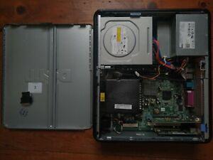 Dell Optiplex 760 PC 120GB SSD Desktop Intel Core2Quad, 2.4GHZ 6GB RAM Windows 7