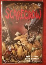 Batman Scarecrow Year One #1 Bruce Jones Sean Murphy NM!