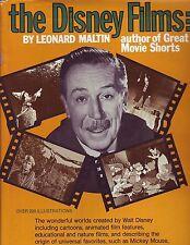 The Disney Films Leonard Maltin Vintage 1963