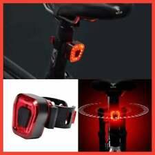 Luce Posteriore Bici Led Usb da Corsa Bicicletta Ricaricabile Mtb Fanalino per