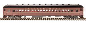 PRR RAILROAD P70 HO-SCALE PASSENGER CAR WITHOUT AC #830 & #1046-BROADWAY LTD.